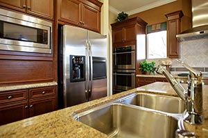undermount sink Columbus Ohio Granite kitchen GS Marble Ohio